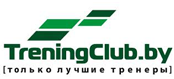логотип тренинг клуб