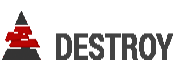 логотип клиента дестрой