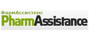 логотип клиента pharassistance